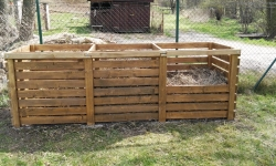 Výroba a instalace kompostéru
